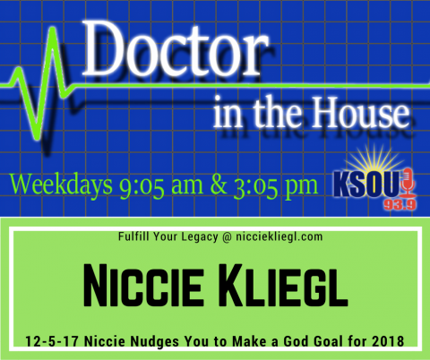 Dr in the House on God Goals