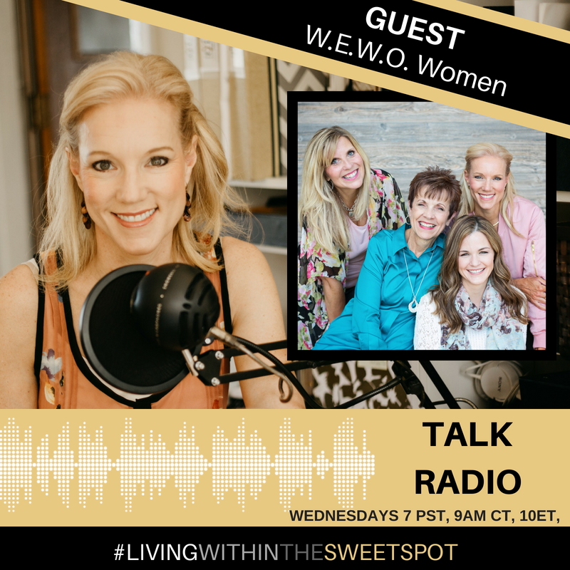 LIVING WITHIN THE SWEET SPOT, Episode 13 Mistakes Matter - Niccie Kliegl