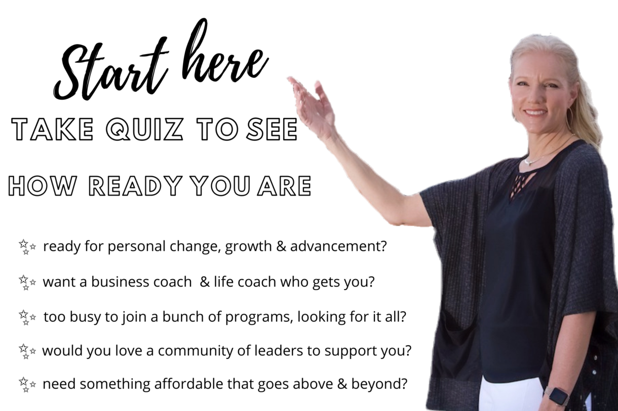 Start Here: Take the quiz to see how ready you are.
