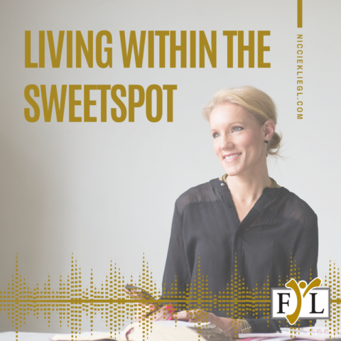 Living Within the Sweet Spot image